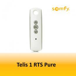 Somfy Telis 1 Rts Pure Fernbedienung Handsender 1810630